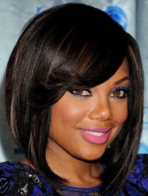 Terrific 34 African American Short Hairstyles For Black Women Circletrest Hairstyle Inspiration Daily Dogsangcom