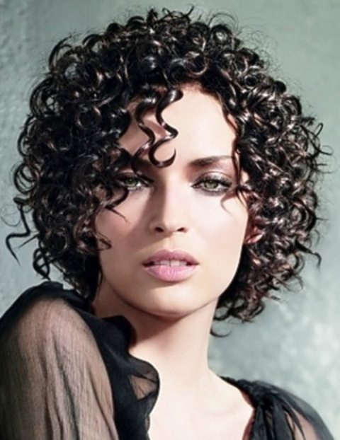 Superb Black Curly Hairstyles Circletrest Short Hairstyles For Black Women Fulllsitofus
