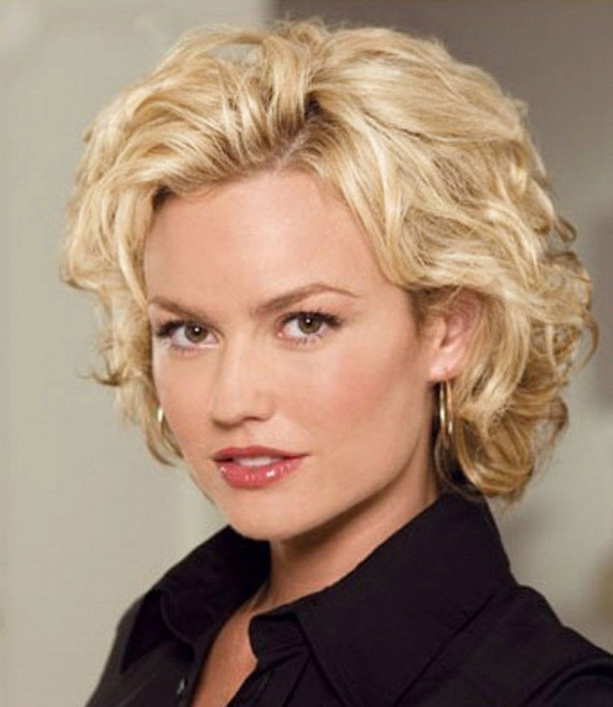 Brilliant 10 Short Hairstyles For Thick Wavy Hair  Short Hairstyles 2016