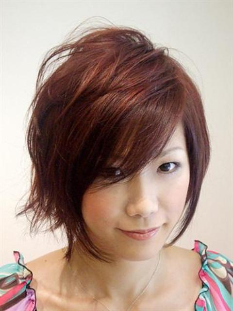 Short Hairstyles Suitable For Round Faces Short Pixie Haircuts