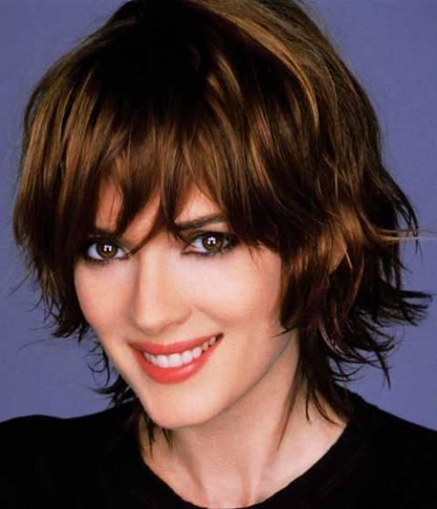 Short Hairstyles For Thick Wavy Hair And Oval Face : Short hairstyles for curly hair circletrest