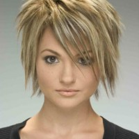 Hairstyles with short square ladies faces for Amazing Haircuts