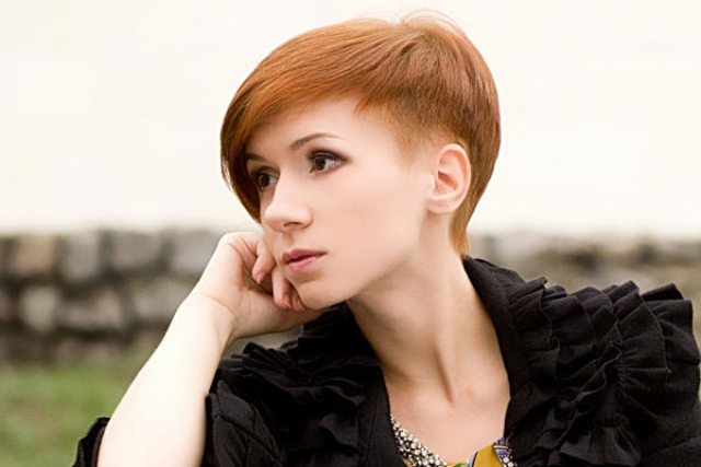 Short Funky Hairstyles For Teenagers Circletrest