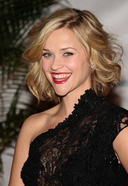 Thick Curly Bob Hairstyle 2013