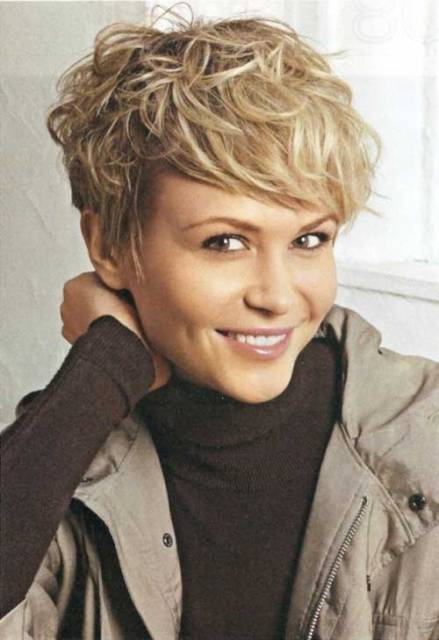 Short Hairstyles for Curly Hair – CircleTrest