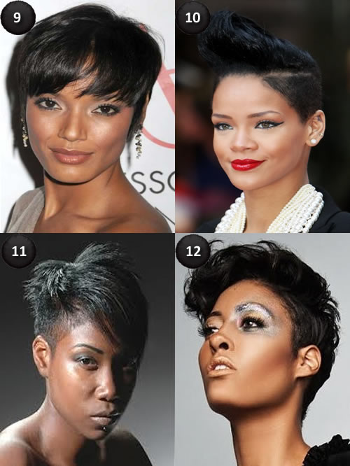 short hairstyles for oval faces � circletrest