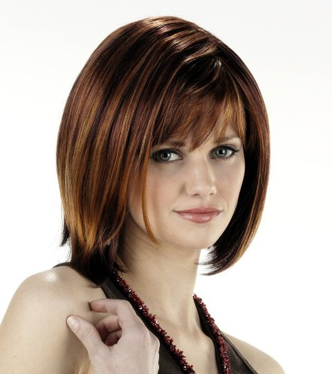 Medium Haircuts For Square Faces: 16 LATEST MEDIUM LENGTH HAIRSTYLES FOR SQUARE FACES
