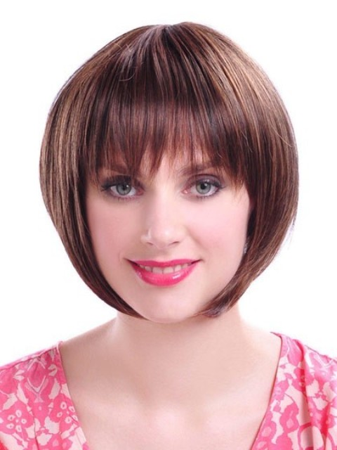 Cute Bangs 16 Short Hairstyles With Bangs Side Fringes Circletrest
