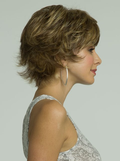 16 HEAD – TURNING CHIC MEDIUM WAVY HAIRSTYLES – WIGS : CircleTrest
