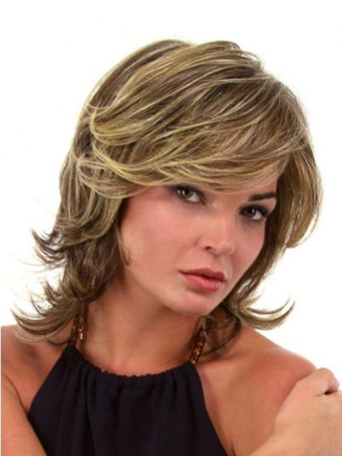 15 Fine-looking Medium Layered Hairstyles - WITH PICS ...