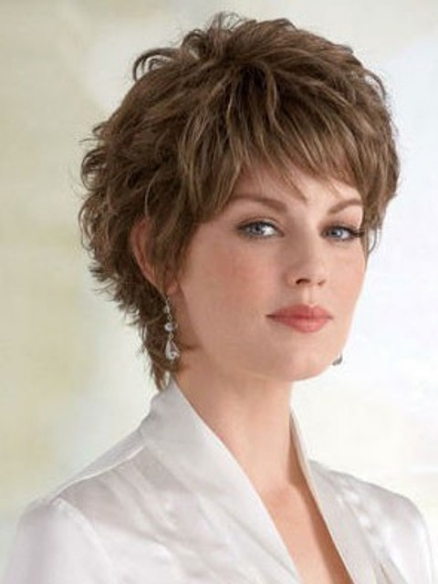 cute easy short hairstyles for curly hair