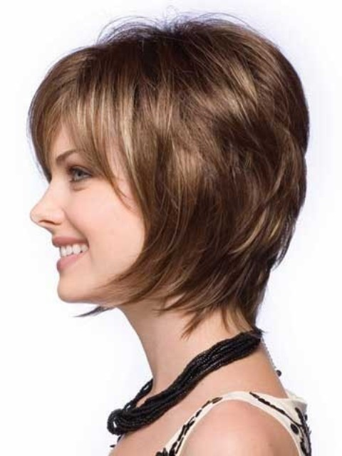 Short Hairstyles Hairstyles For A Weak Chin | HAIRSTYLE