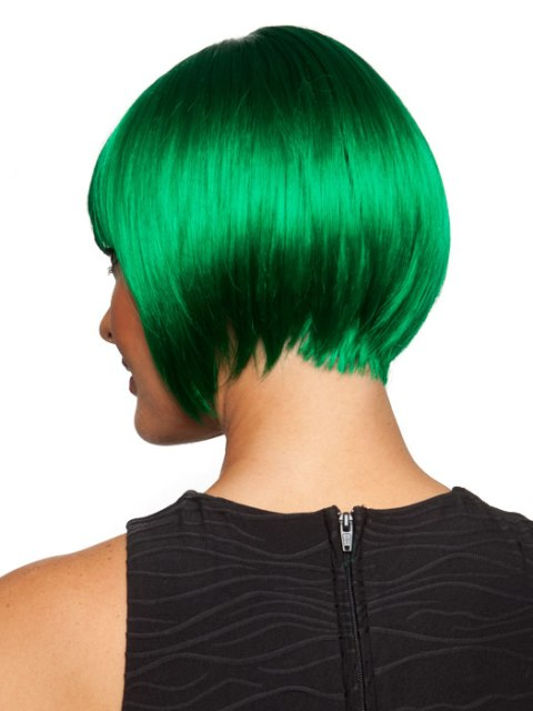 Green Bleached Hairstyles for Women-2
