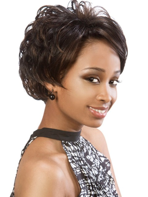 New African American short hair styles for simple hair 2
