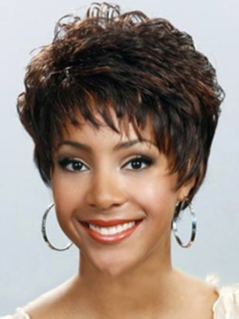 19 New African American Short Hairstyles For Black Women