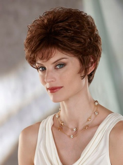 Latest and Cute Short Haircuts for Women 2014 | CircleTrest