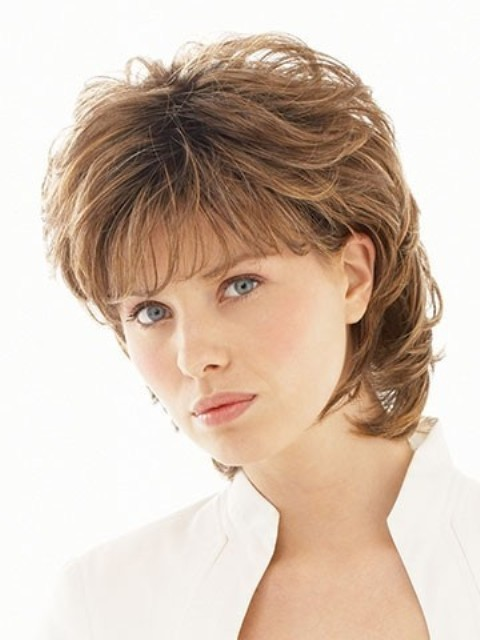 16 Cute Short Hairstyles for Curly Hair To Make fellow ...