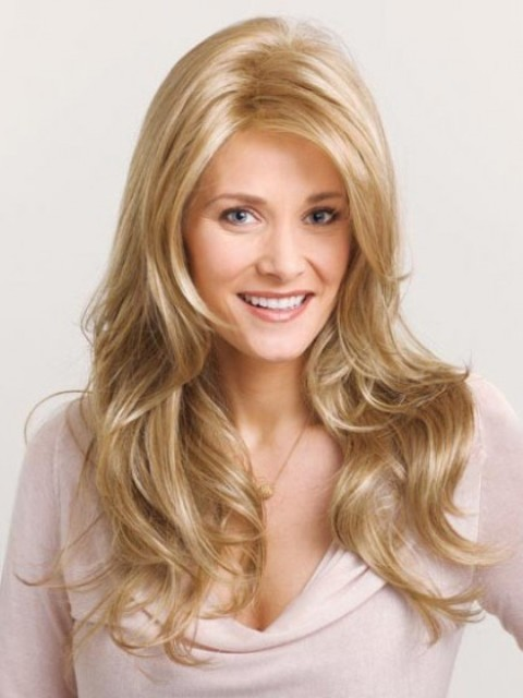 Soft Long Wavy Hairstyles