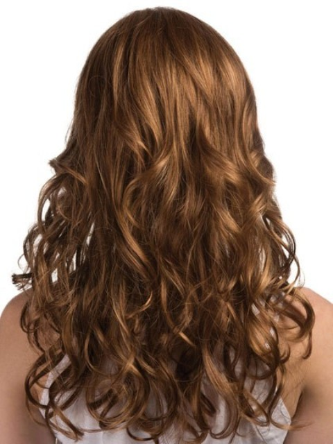 hairstyles for sweet 15 : Spiral Curls Long Hairstyles LONG HAIRSTYLES