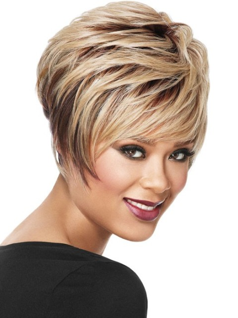 Stacked Short Wigs 69