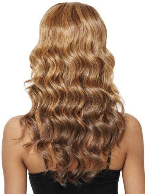Thick Long Wavy Hairstyles 2