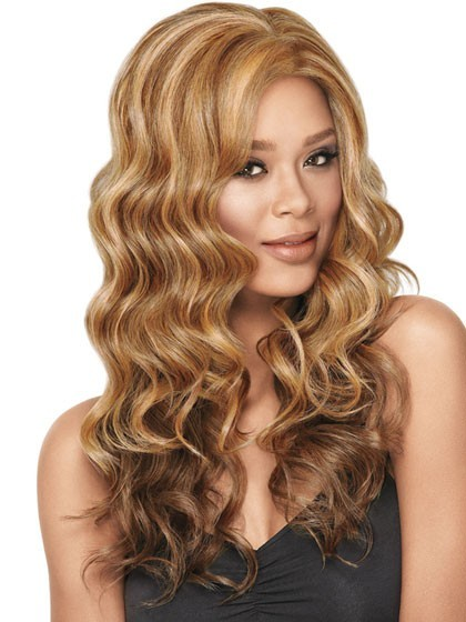 Thick Long Wavy Hairstyles