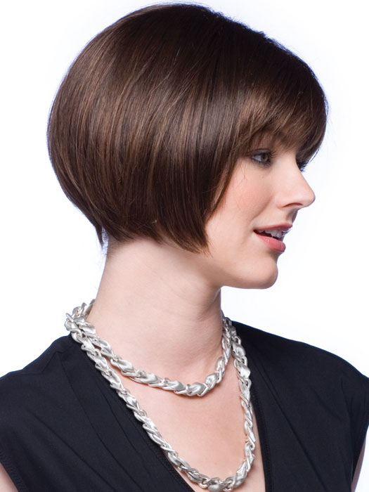 chic medium hair styles for round faces 2