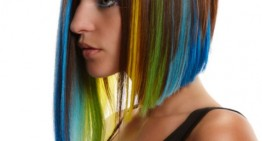 16 Most Recent Colored Hairstyles for Women