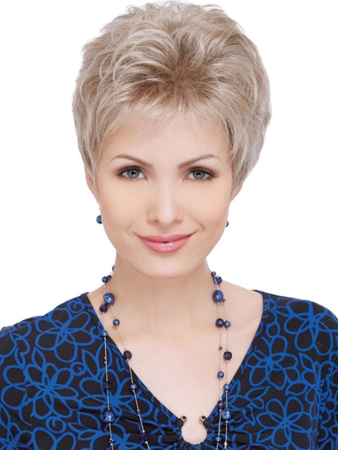 latest  short hair cuts for women with round faces