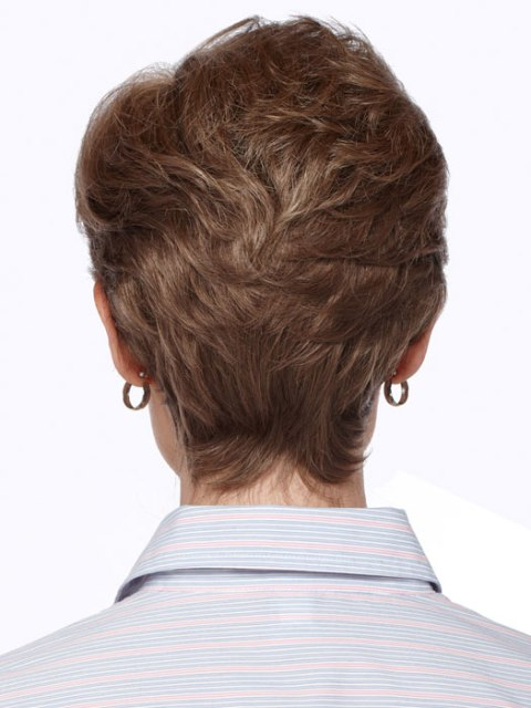 latest  short hair cuts for women with thick hair 2