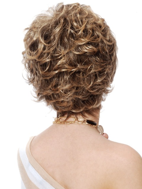 latest wavy short hair cuts for women 2