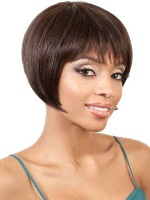 latest women short hair cuts for african american