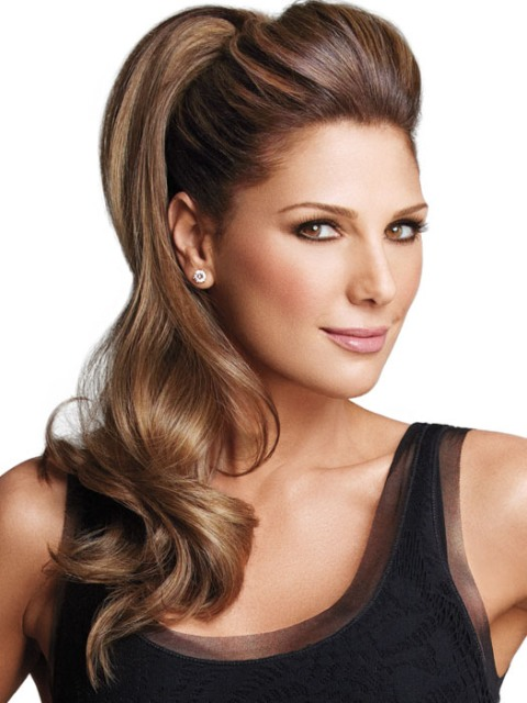 Beautiful Ponytail Hairstyles
