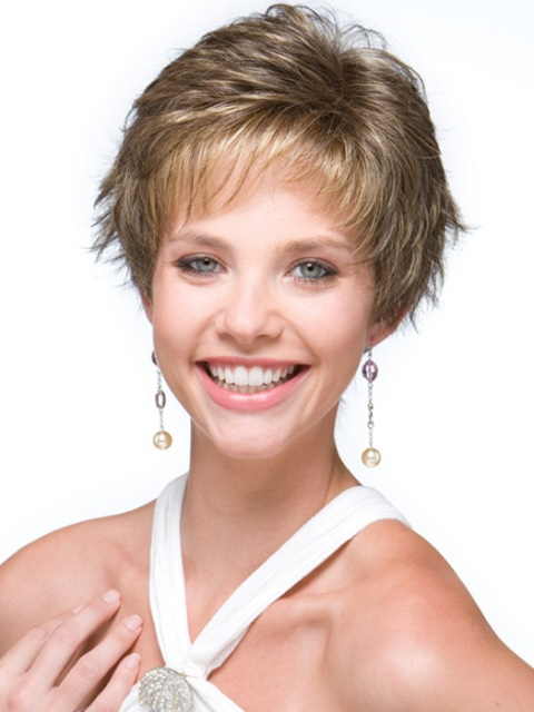 15 Tremendous Short Hairstyles for Thin Hair – Pictures