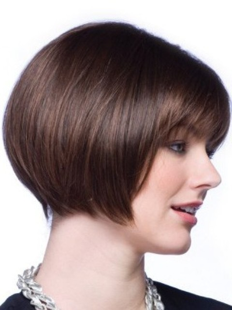 Bob Haircuts for round faces-2