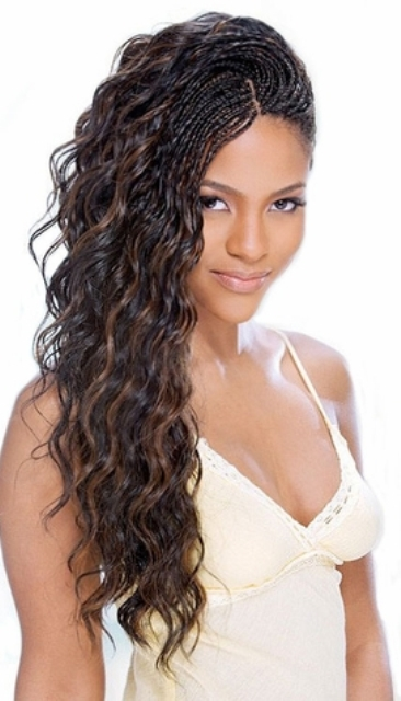 23 Cute African American Braided Hairstyles Every Black Woman Will ...