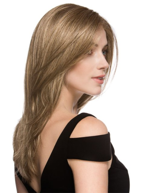 Easy Long hairstyles for fine hair