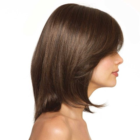 Long Bob Hairstyles for women over 40-2
