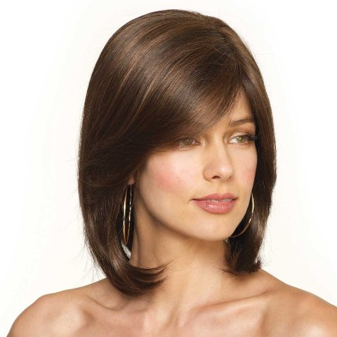Long Bob Hairstyles for women over 40
