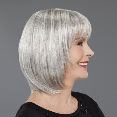 Long Bob Hairstyles for women over 50