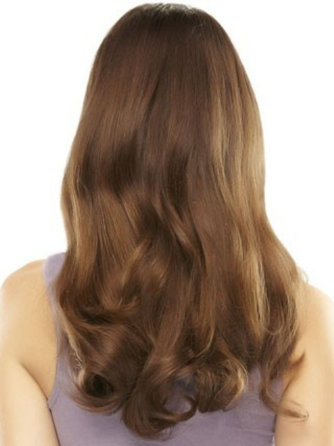 Long Hairstyles for oval faces with thick hair-2