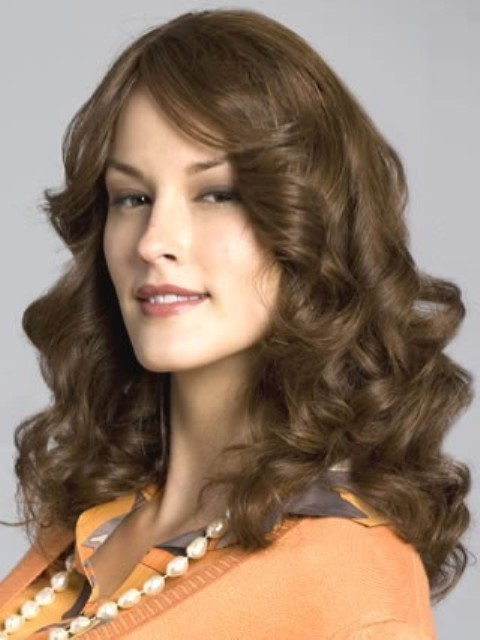 Long gorgeous Hairstyles With Bangs