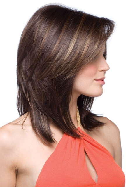 Medium Length Hairstyles With Pictures And Tips On How