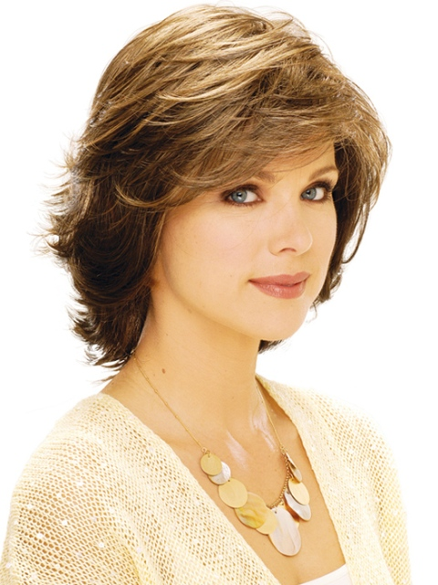 medium length layered hairstyles for round faces trendy medium length hairstyles for round faces pictures