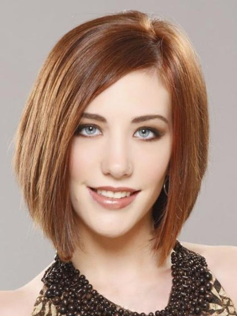 Smooth Bob Haircuts