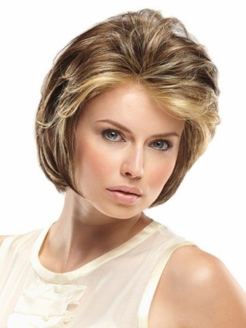 Soft Short Hairstyles