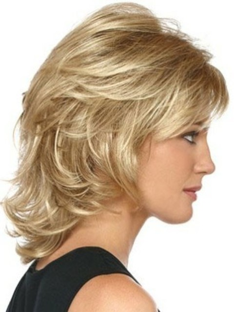 Medium Length Hairstyles – With Pictures and Tips on How To Style