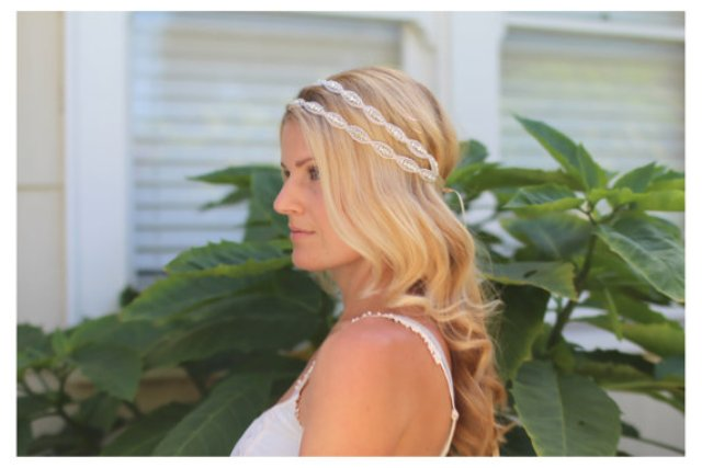 18 Creative And Unique Wedding Hairstyles For Long Hair: 15 Creative & Unique Long Wedding Hairstyles