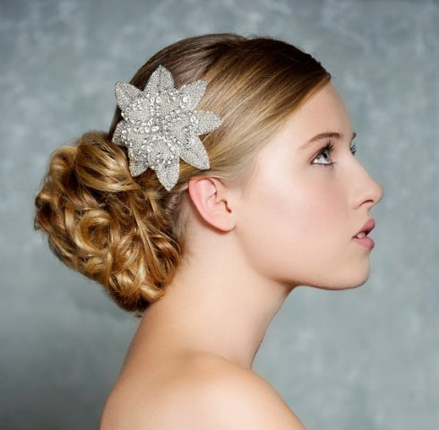 Wedding Hairstyles For Long Hair With Fascinator | Top Hairstyles