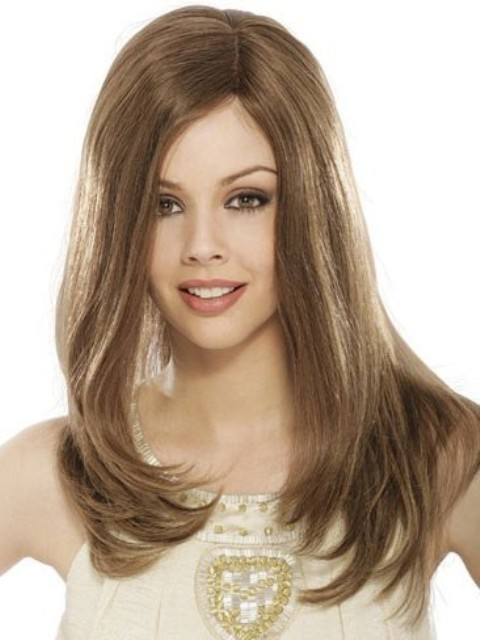 Beautiful Long hairstyles with for oval faces